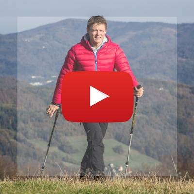 film technika nordic walking